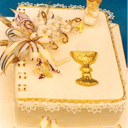 Pin para bautizo decoracion mesas primera comunion ptax - Decoracion para comunion ...